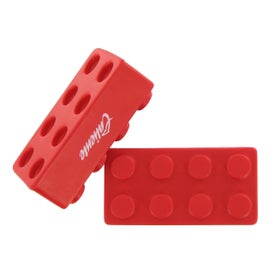Construction Block Stress Relievers with Your Logo