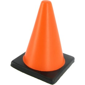 Construction Cone Stress Ball for Your Church