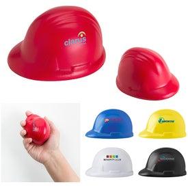 Construction Hard Hat Stress Ball