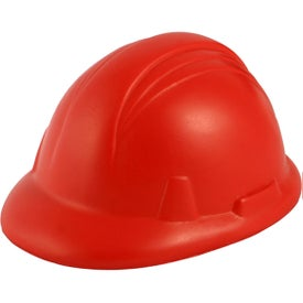 Hard Hat Stress Ball for Marketing