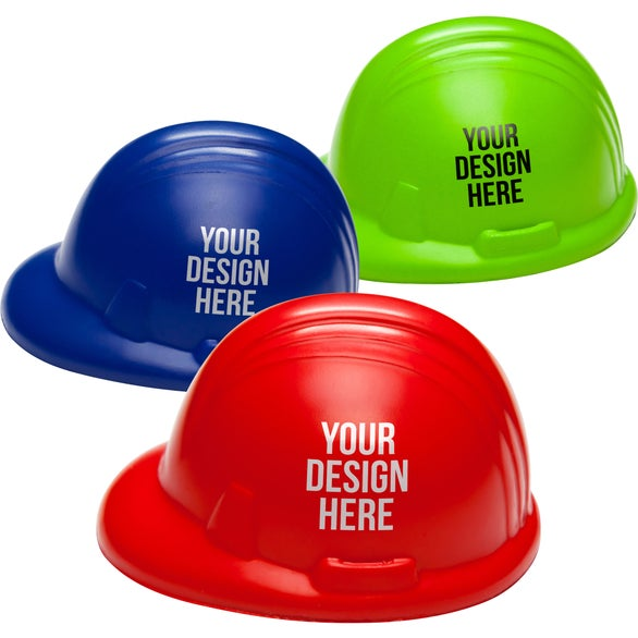 Hard Hat Stress Ball