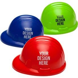 Monogrammed Hard Hat Stress Ball