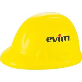 Construction Hat Stress Reliever Giveaways