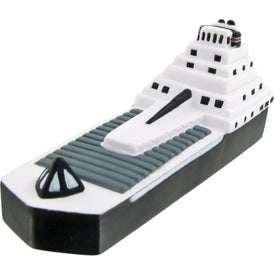 Container Ship Stress Ball for Promotion