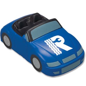 Printed Convertible Car Stress Reliever