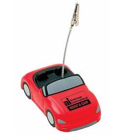 Convertible Car Stress Reliever Memo Holder