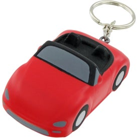 Personalized Convertible Keychain Stress Toy