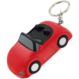 Convertible Keychain Stress Toy