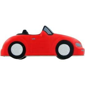 Convertible Car Stress Ball for Customization
