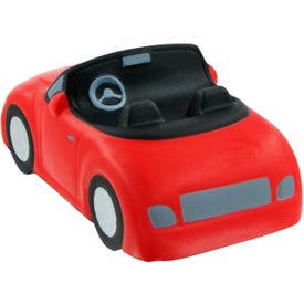 Convertible Car Stress Ball for Marketing