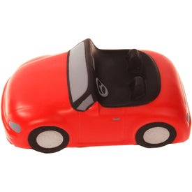 Convertible Car Stress Ball for Promotion