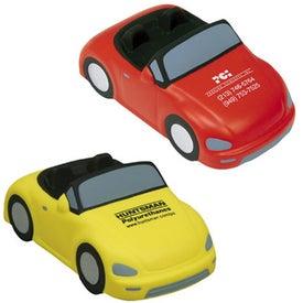 Convertible Car Stress Ball