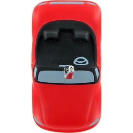 Convertible Car Stress Ball Memo Holder for Advertising