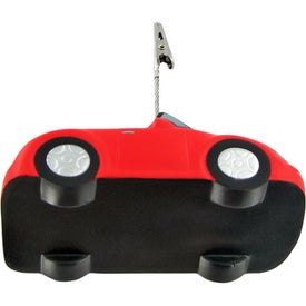 Convertible Car Stress Ball Memo Holder for Your Company