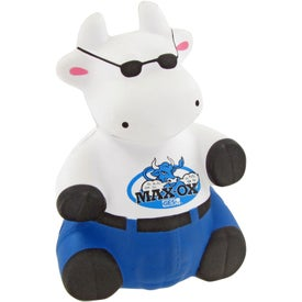 Advertising Cool Bull Stress Toy