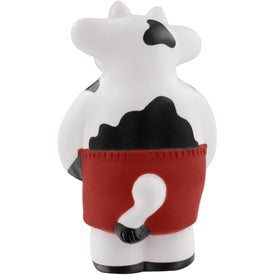 Cool Cow Stress Reliever Imprinted with Your Logo