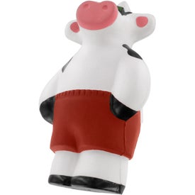 Custom Cool Cow Stress Reliever