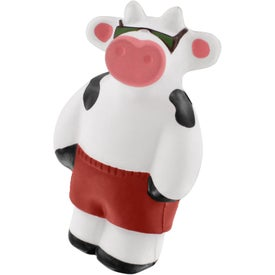 Promotional Cool Cow Stress Reliever