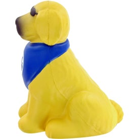 Cool Dog Stress Toy for Your Company