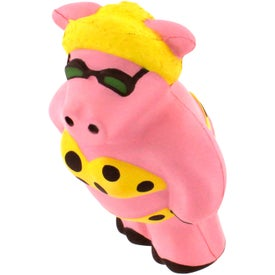 Cool Pig Stress Reliever Printed with Your Logo