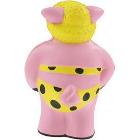 Logo Cool Pig Stress Reliever