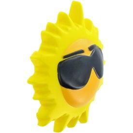 Promotional Cool Sun Stress Ball