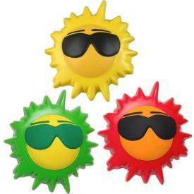 Cool Sun Stress Ball for Your Church