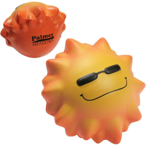 Cool Sun Wobbler Stress Ball