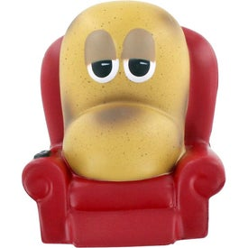 Couch Potato Stress Ball