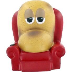 Couch Potato Stress Ball