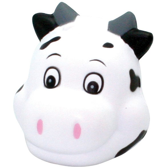 Cute Cow Head Stress Reliever