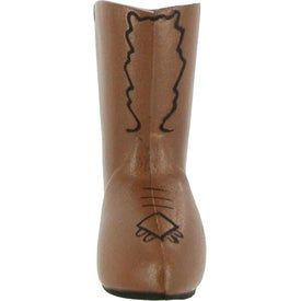 Logo Cowboy Boot Stress Ball