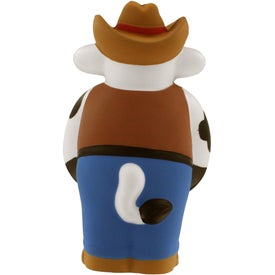 Cowboy Cow Stress Reliever for Your Church
