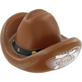 Cowboy Hat Stress Toy for Your Church