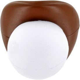 Cowboy Mad Cap Stress Ball for Advertising