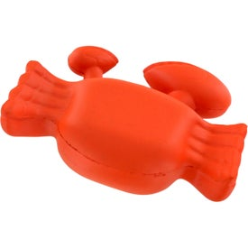 Custom Crab Stress Ball