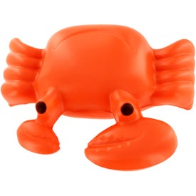 Crab Stress Ball for Your Company