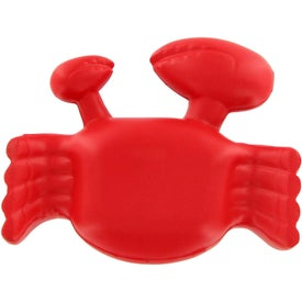 Crab Stress Toy for Advertising
