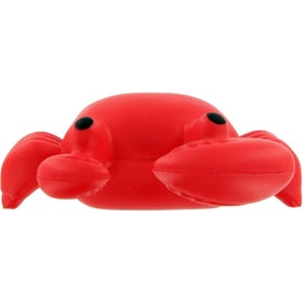 Customized Crab Stress Toy