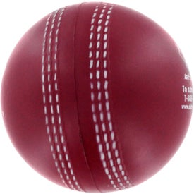 Cricket Ball Stress Reliever for Customization