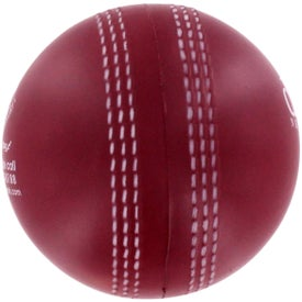 Customized Cricket Ball Stress Reliever
