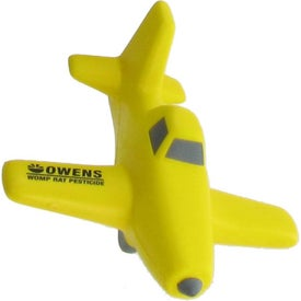 Crop Duster Plane Stress Ball for Your Church