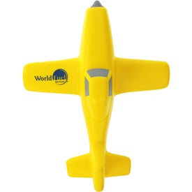Company Crop Duster Plane Stress Ball