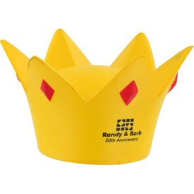 Crown Stress Ball for Promotion