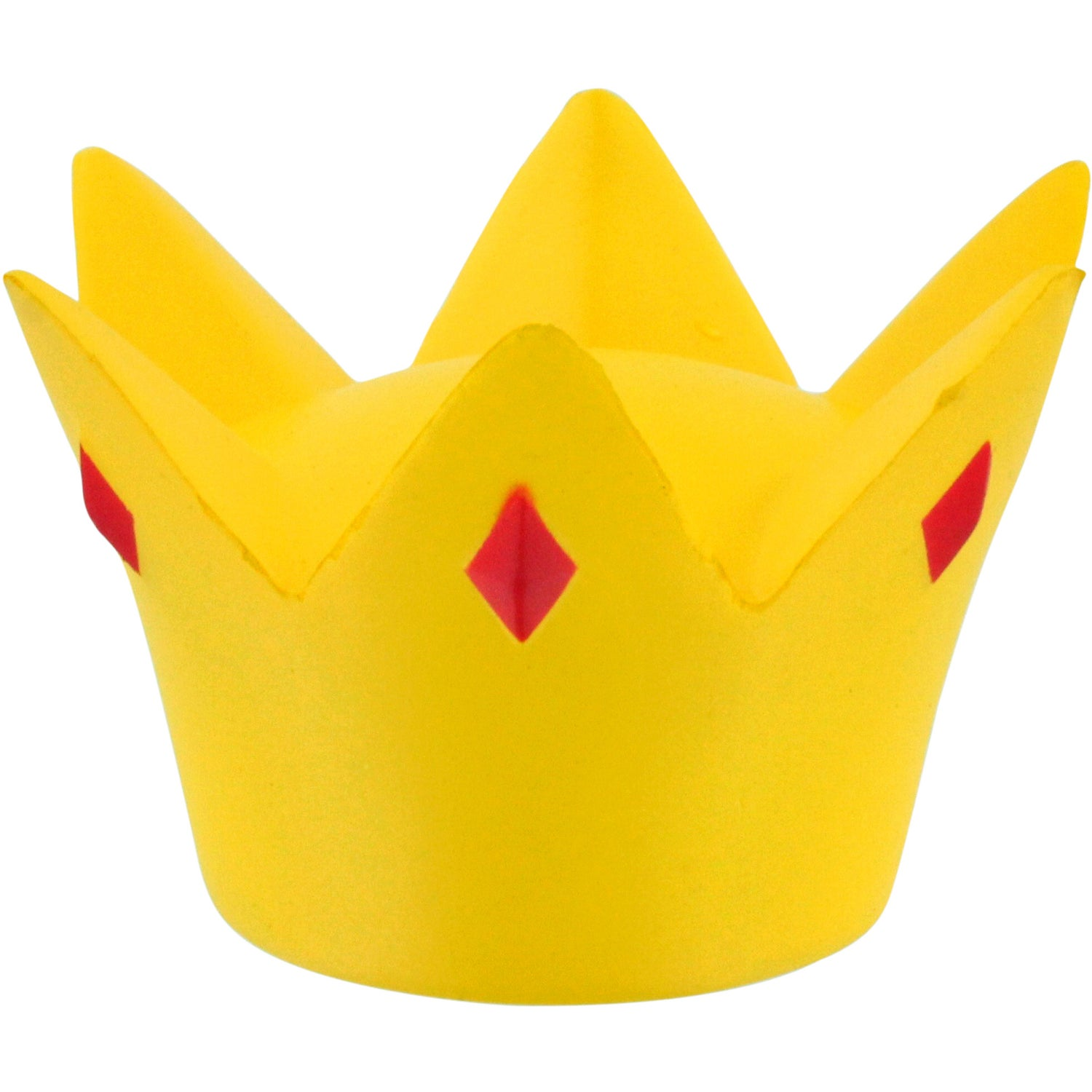 promotional crown stress balls with custom logo for 1 86 ea