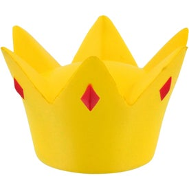 Custom Crown Stress Ball