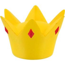 Custom Crown Stress Ball