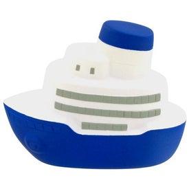 Cruise Boat Stress Toy