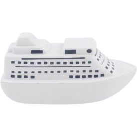 Cruise Ship Stress Ball for Customization