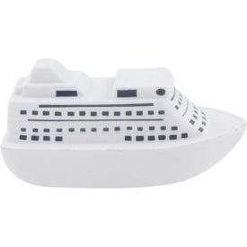 Cruise Ship Stress Ball for Customization
